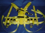 Delux Commercial Harness Flat