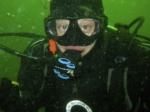 Sarah Friesen is an experienced PADI Divemaster and Scientific Diver.