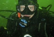 Sarah Friesen is an experienced Scientific Diver and PADI Divemaster.